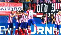 Atletico Madrid - Real Madrid maçında 10 gol