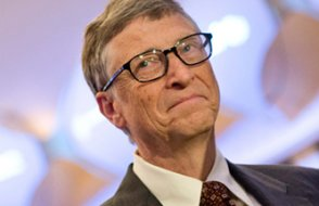 'Bill Gates'ten zekileri var'